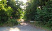 Randonnée Marche LACROIX-SAINT-OUEN - en forêt de Compiègne_35_la Croix Saint-Sauveur_le Ru du Goderu - Photo 50