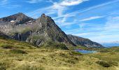 Trail Walk ORNON - Plateau des lacs, lac Fourchu. par bergerie - Photo 9