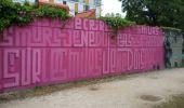 Trail Walk GRENOBLE - street art villeneuve - Photo 9