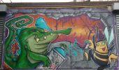 Trail Walk GRENOBLE - street art villeneuve - Photo 1