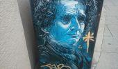 Randonnée Marche GRENOBLE - street art Championnet - Photo 6