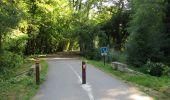 Randonnée Marche LACROIX-SAINT-OUEN - en forêt de Compiègne_35_la Croix Saint-Sauveur_le Ru du Goderu - Photo 32