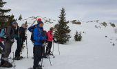 Randonnée Raquettes à neige DIVONNE-LES-BAINS - La Dole alt 1676m en raquette - Photo 19