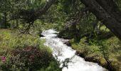 Trail Walk CEILLAC - lac Sainte Anne lac miroir - Photo 4