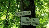 Trail Walk DAMPLEUX - en forêt de Retz_80_sur la Route Tortue et la Route Droite - Photo 208