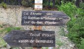 Randonnée Marche SAINT-ETIENNE-DE-TINEE - saint Étienne de tinée - Photo 14