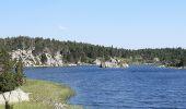 Trail Walk LES ANGLES - balade des 12 lacs  depuis le lac de bouilloires  - Photo 5