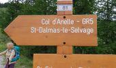 Randonnée Marche SAINT-ETIENNE-DE-TINEE - saint Étienne de tinée - Photo 8