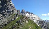 Randonnée Marche SAINT-BON-TARENTAISE - Brèche de Portetta & crête du Charvet - Photo 5