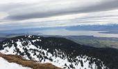 Randonnée Raquettes à neige DIVONNE-LES-BAINS - La Dole alt 1676m en raquette - Photo 23