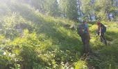Randonnée Marche PONTIS - Morgon par les Ortals - Photo 8