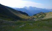 Trail Walk CHAMROUSSE - Croix de Chamrousse, lacs Robert et Lac Achard - Photo 8