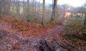 Randonnée Marche LONGPONT - en forêt de Retz_16_Longpont_carrefour du Chapeau des Cordeliers_AR - Photo 2