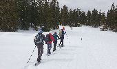Randonnée Raquettes à neige DIVONNE-LES-BAINS - La Dole alt 1676m en raquette - Photo 31