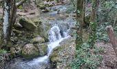 Randonnée Marche PLAN-D'AUPS-SAINTE-BAUME - source Huveaune, chemin des rois - Photo 7