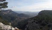 Randonnée Marche LA VALETTE-DU-VAR - la valette du var/le mont faron  - Photo 5