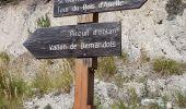Randonnée Marche SAINT-ETIENNE-DE-TINEE - col d'anelle - Photo 3