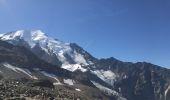 Randonnée Marche SAINT-GERVAIS-LES-BAINS - Les Houches - Refuge Tête Rousse - Nid d' Aigle  - Photo 1