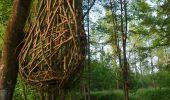 Trail Walk Somme-Leuze - Sentiers d'Art - Boucle de 16 km - Heure-Sinsin-Nettinne - Photo 4