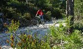 Trail Mountain bike MARSEILLE - Trilogie des Calanques version courte - Photo 8