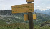 Randonnée Marche SEEZ - Lac sans fond en partant de l'hospice st bernard - Photo 1