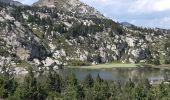 Trail Walk LES ANGLES - balade des 12 lacs  depuis le lac de bouilloires  - Photo 7