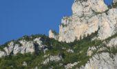 Randonnée Marche TRESCHENU-CREYERS - Cirque d'Archiane - Carrefour des 4 chemins de l'Aubaise - Montagne de Die - Photo 1