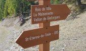 Randonnée Marche SAINT-ETIENNE-DE-TINEE - col d'anelle - Photo 5