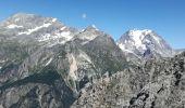 Randonnée Marche SAINT-BON-TARENTAISE - Brèche de Portetta & crête du Charvet - Photo 4