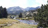 Trail Walk LES ANGLES - balade des 12 lacs  depuis le lac de bouilloires  - Photo 20