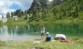 Randonnée Marche Canosio - Valle Preit - lago Nero - Photo 1