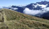 Randonnée Marche LA ROCHE-SUR-FORON - sur cou par a grotte face ouest - Photo 3