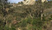 Randonnée Marche CHARLEVAL - PF-Charleval - Petite boucle dans les collines à partir de la piscine - C - Photo 2