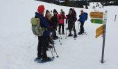 Randonnée Raquettes à neige DIVONNE-LES-BAINS - La Dole alt 1676m en raquette - Photo 13