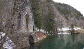 Randonnée V.T.T. CHAMONIX-MONT-BLANC - CHAMONIX... vers le lac des Gaillands.  - Photo 1