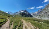 Randonnée Marche VILLAR-D'ARENE - traversée du Col d'Arsine - Photo 6