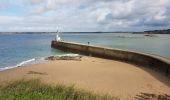 Randonnée Marche MESQUER - la pointe de Merquel à marée basse - Photo 16
