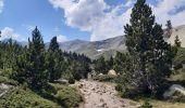 Trail Walk LES ANGLES - balade des 12 lacs  depuis le lac de bouilloires  - Photo 19