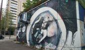 Trail Walk GRENOBLE - street art villeneuve - Photo 17