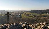 Trail Walk Viroinval - Le Tienne aux Pauquis et la Roche à Lomme - Photo 6