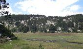 Trail Walk LES ANGLES - balade des 12 lacs  depuis le lac de bouilloires  - Photo 22