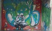 Trail Walk GRENOBLE - street art Championnet - Photo 36