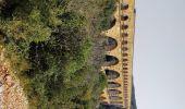 Randonnée Marche VERS-PONT-DU-GARD - vers pont du Gard - Photo 2
