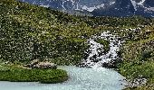 Randonnée Marche VILLAR-D'ARENE - traversée du Col d'Arsine - Photo 15