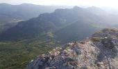 Trail Ropes DUILHAC-SOUS-PEYREPERTUSE - Cathare 4 Duilhac sous P.  Bugarach - Photo 4