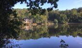Randonnée Trail NEANT-SUR-YVEL - Autour des étangs à partir du gîte de tante Phonsine - Photo 10