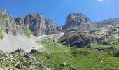 Randonnée Marche SAINT-BON-TARENTAISE - Brèche de Portetta & crête du Charvet - Photo 8