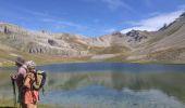 Trail Walk LA ROCHE-DE-RAME - La Roche de Rame - lacs de l' ascencion - Photo 2