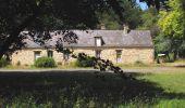 Randonnée Marche SAINT-JEAN-AUX-BOIS - en forêt de Compiègne_2_ruines gallo-romaines de Champlieu_les Petits Monts - Photo 47