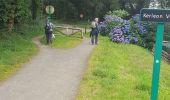 Randonnée Marche CARHAIX-PLOUGUER - Gr_37_Db_09_Carhaix-Plouguer_Landeleau_20200715 - Photo 1